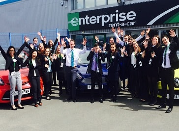 Enterprise Rent-A-Car in Redhill