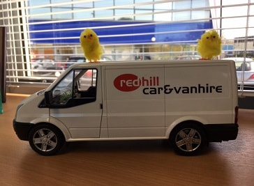 Redhill Car and Van Hire