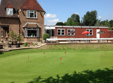 Redhill and Reigate Golf Bar Venue