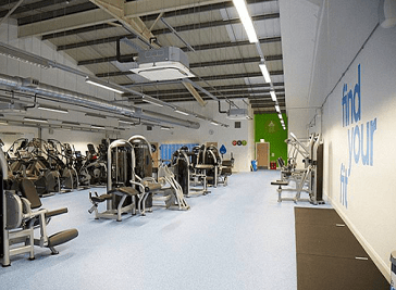 The Gym Redhill