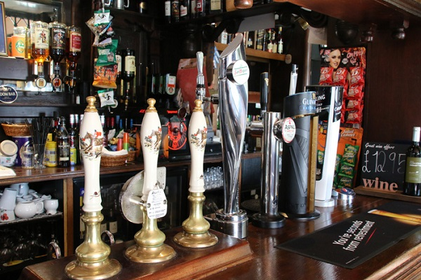 Pubs and Bars in Medway